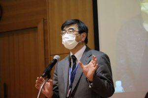 アレプロ事業のプロジェクトサブリーダー を務める大嶋 勇成教授