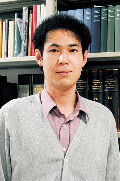 磯崎 康太郎 先生