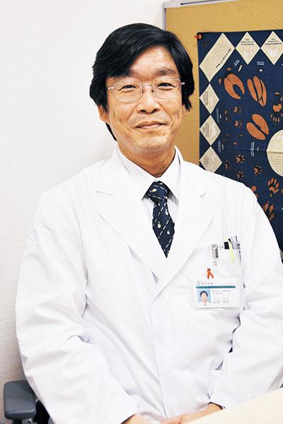 岩﨑 博道 先生