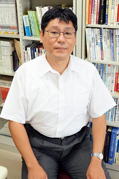 大津 雅亮 先生