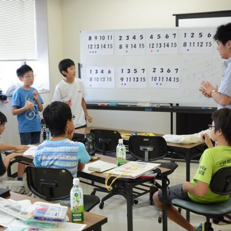 数学活用のグループワーク