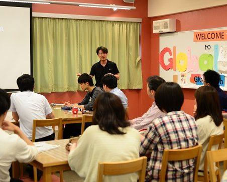 留学に関する講演会