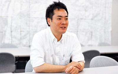 中野謙悟さん
