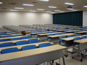 教育地域科学部1号館 大1講義室