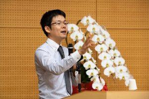 井階先生講演会2