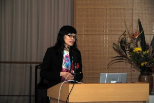 Invited Lecture Prof.Zhu Meifang