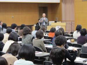 大阪大学 和久田 学氏の講演