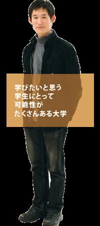 加藤優一さん