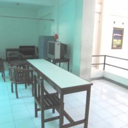 女子寮の談話室
