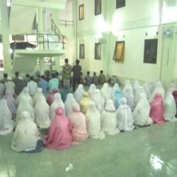 ムスリムのお祈り