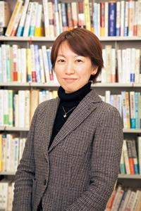 羽田野 慶子先生