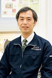 米沢 晋先 生